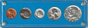 1964-P U.S. Mint Silver Proof Coin Set
