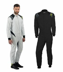 P1 Racewear RS-GT Lightweight FIA Approved 3 Layer Race/Rally  Suit