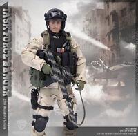 CrazyFigure LW004 US Delta Force Precision Sagittarius-Rangers Somalia 1/12 FIG