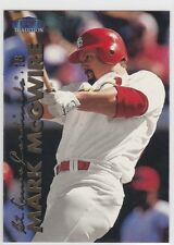 1999 Fleer Tradition St. Louis Cardinals Baseball Card #1 Mark McGwire