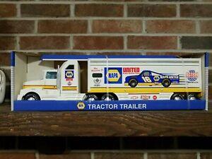 NEW Nylint Steel 361-N NAPA Steel Tractor Trailer Truck Semi NASCAR Hornaday Jr