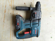 Bosch GBH18V-20 Rotary Hammer Drill with Battery
