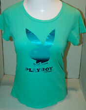 PLAY BOY WOMEN'S BLOUSE NEW SIZE MD LIMITED EDITION