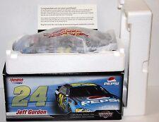 Jeff Gordon #24 PEPSI 2007  MONTE CARLO SS 1/24 NASCAR