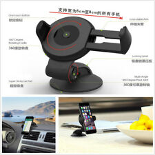 Black Portable Cell Phone GPS Car Windshield Mount Dashboard Holder Suction Cup