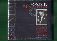 FRANK SINATRA - ESSENTIAL MASTERS OF JAZZ CD NUOVO SIGILLATO