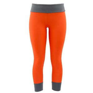 SIMMS Women WaderWick Core Bottom Pants UPF30+ Blossom XS, S Thermal Base Layer