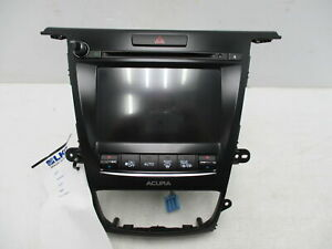 15 16 17 18 Acura TLX Advance Radio AM FM CD XM Navigation OEM