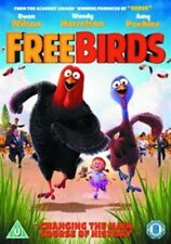 Free Birds comedy action adventure feel good coming of age family cult drama