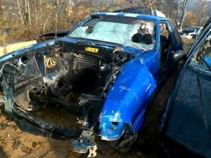 Driver Left Lower Control Arm Front 8 Cylinder Fits 87-93 MUSTANG 71873