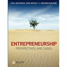 Entrepreneurship: Contemporary Perspectives and Cases - Paperback NEW Westhead,
