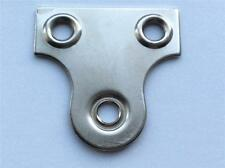 picture frame hooks mirror plates screws optional hangers chrome plated 38mm