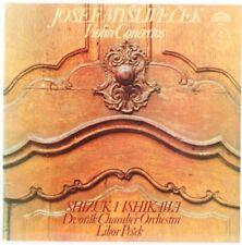 Josef Myslivecek, Violin Concertos   Vinyl Record/LP *USED*
