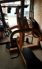 Powertec gym Olympic weights