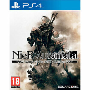 NieR Automata Game of the YoRHa Edition PLAYSTATION PS4 New and Sealed