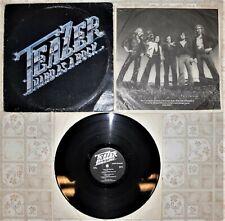 Teazer, Hard As A Rock Vinyl LP, Rare, Private Label Hard Rock Metal Roko 1980