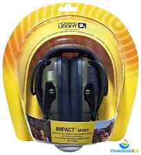 New Howard Leight Honeywell Impact Sport Sound Amplification Electronic Earmuff