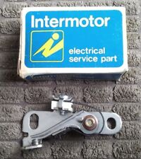 Fiat FSO Lancia Yugo Contact Breaker Points Intermotor 2259 XCS167