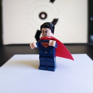 Lego DC Superhero SH219 Superman Minifigure! Int'l Post! In Stock!