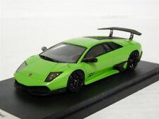 JT Automible 1/43 2009 Lamborghini Murcielago LP640-4SV Handmade Resin Model Car