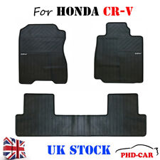 HONDA CR-V Tailored All Weather Rubber Car Floor Mats