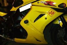 SV650SF Suzuki No Cut Frame Sliders by MotoSliders; The Very Best of the Best!!