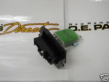 NEW! 01-10 AC/HEATER BLOWER FAN RESISTOR Dodge Grand Caravan Chrysler 68029175AA