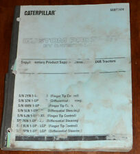 Caterpillar D6R Tractor Custom Product Supplementary Manual