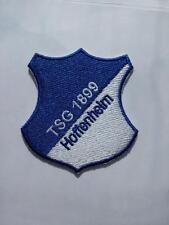 Aufnäher Patch Fußball Football club TSG 1899 Hoffenheim Logo Bügelbild iron on