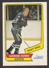 1976-77  OPC O PEE CHEE   WHA  # 50  GORDIE HOWE   INV A3099