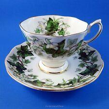 Royal Albert Ivy Lea Tea Cup and Saucer Set
