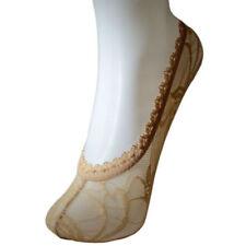 Medias y calcetines de mujer sin marca color principal beige