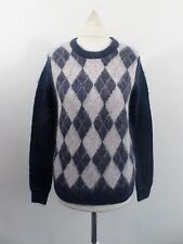 Jack Wills Navy Chelston Crew Neck Jumper Size UK 8 RRP £98.50 Box46 58 A