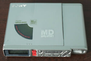 Sony MiniDisc Walkman Recorder MZ-R37