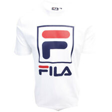 FILA Men's White Jack S/S T-Shirt (S08C)