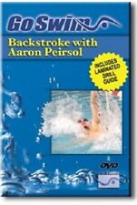 Go Swim Backstroke with Aaron Peirsol DVD