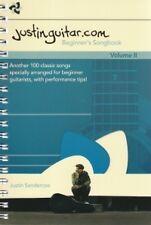 JUSTINGUITAR.COM BEGINNER'S SONGBOOK Vol 2*