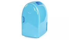 6 L Bleu Mini Voyage Réfrigérateur va garder tous vos boissons Nice et cool