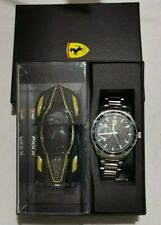 Suderia Ferrari Men Watch Speedracer Gift Set 0870037 NWT