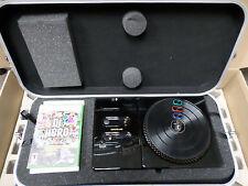 XBOX 360 DJ Hero Renegade Bundle (Turntable + Stand + Game)  BRAND NEW