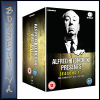 ALFRED HITCHCOCK PRESENTS COMPLETE COLLECTION SEASONS 1- 7 *BRAND NEW DVD ****