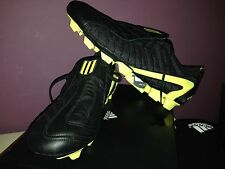 Adidas predator f50 Mania TRX FG Talla 42 UK 8 us 8,5 nuevo New with Box +4 suelas