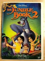 The Jungle Book 2 (DVD, 2003, Disney) - G1122