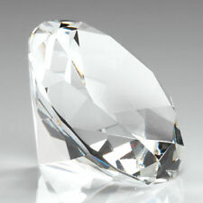 Paperweight Clear Glass
