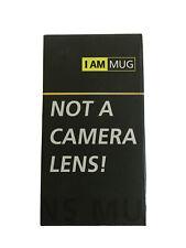 I am Mug Inspired Camera Lens Coffee Mug Canon 24-10 Not A Camera Lens Stainless