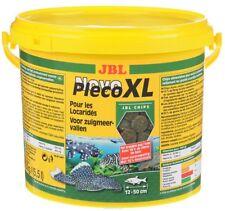 2 Pièces JBL Novopleco XL, X 2 5,5 L Paquet, Nourriture Complète pour Grands