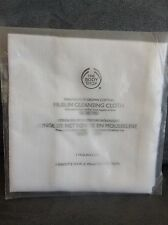 THE BODY SHOP MUSLIN CLEANSING CLOTH (ALL SKIN TYPES) 1 COUNT - NEW IN PKG