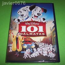 101 DALMATAS CLASICO DISNEY NUMERO 17 - DVD NUEVO Y PRECINTADO