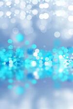 Sunshine Blue Fantasy Vinyl Photography Studio Backdrop Photo Background 3x5ft