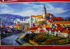 New 500 Piece Jigsaw Puzzle (Red Tile Roofs and Tower Czech Republic)